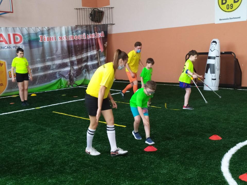 Футбол для особливих дітей – реальність завдяки «Футістару» - Фото №3