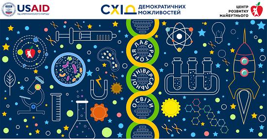 АКМЦ-online: Презентація проєкту «Лабораторія універсальної освіти»