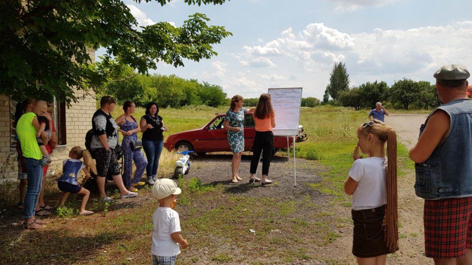 У Соледарській громаді для сільських дітей збудуть ігрові майданчики - Фото №1