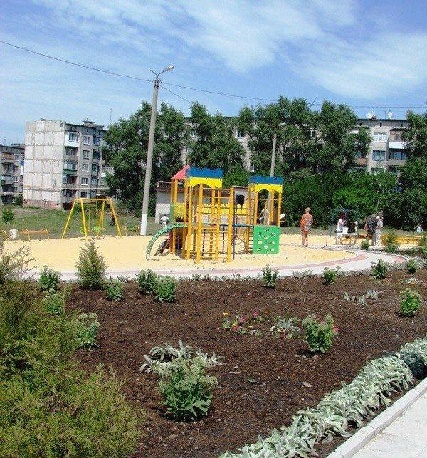 У Соледарській громаді для сільських дітей збудуть ігрові майданчики