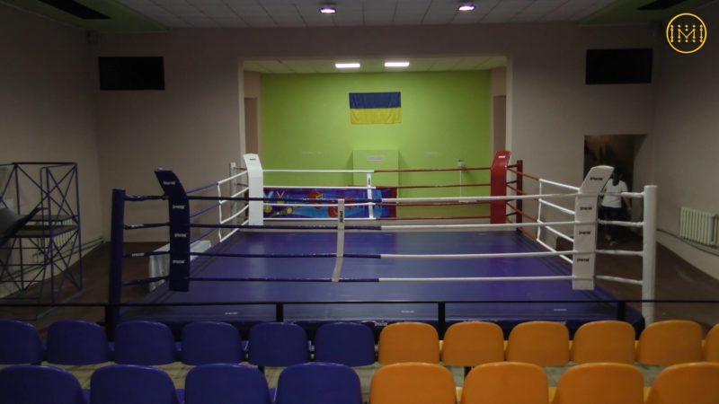 Будівництво майбутнього спортивно-оздоровчого комплексу у Краматорську