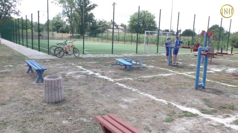 Як в Олександрівській громаді розвивають спортивну інфраструктуру