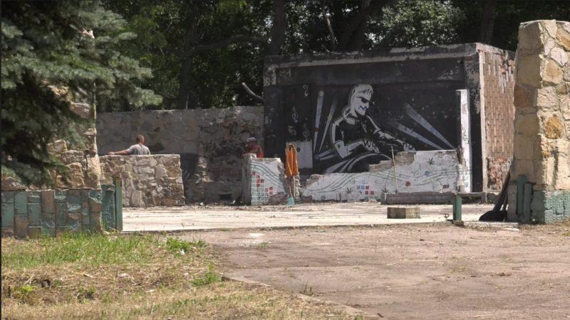 Як відновити колишню славу культурним та спортивним об'єктам думають у Торецьку