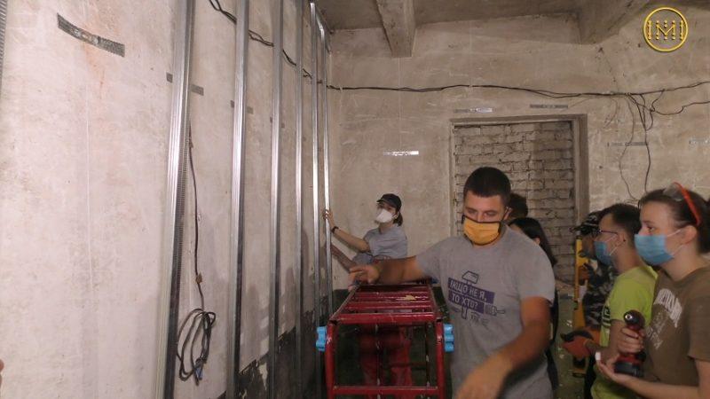 У Соледарській громаді таборують волонтери «БУР»