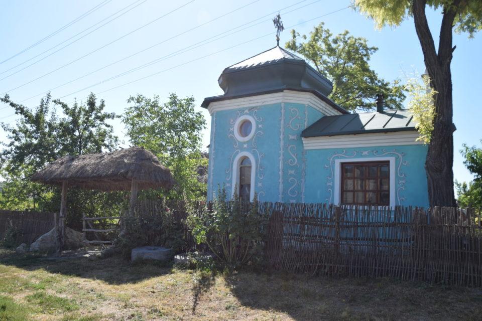 Старовинна будівля в селі Маяки Слов'янського району - Фото №1