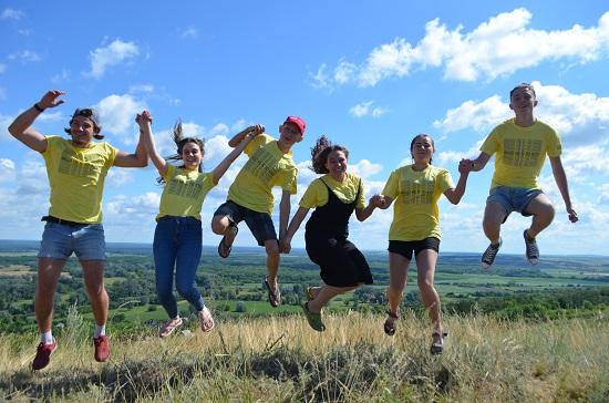 27 серпня, 10-00. Прес-конференція: Волонтерські табори «Будуємо Україну Разом» у Донецкій області - Фото №1