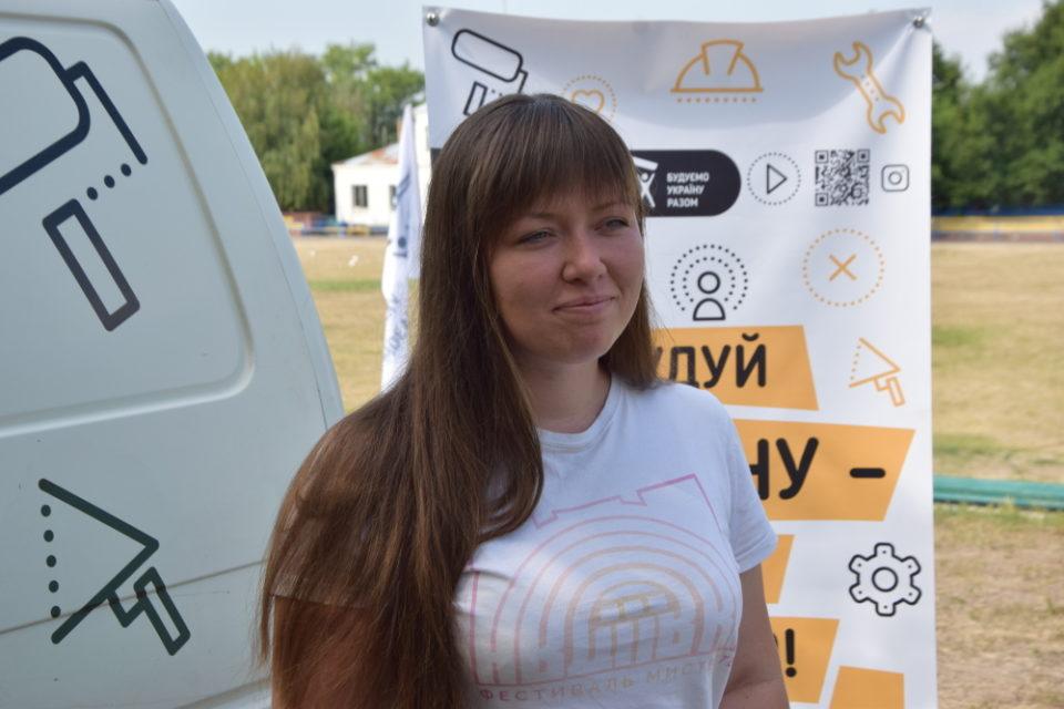 Волонтери БУР приїхали на Донеччину будувати Україну - Фото №1