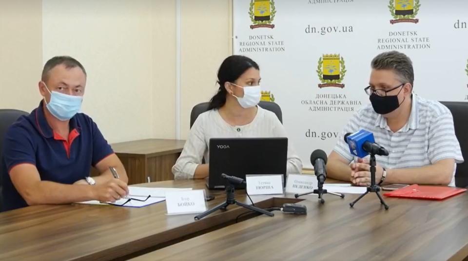 Коронавірус на Донеччині – про що свідчать показники захворюваності та для кого тестування безкоштовне