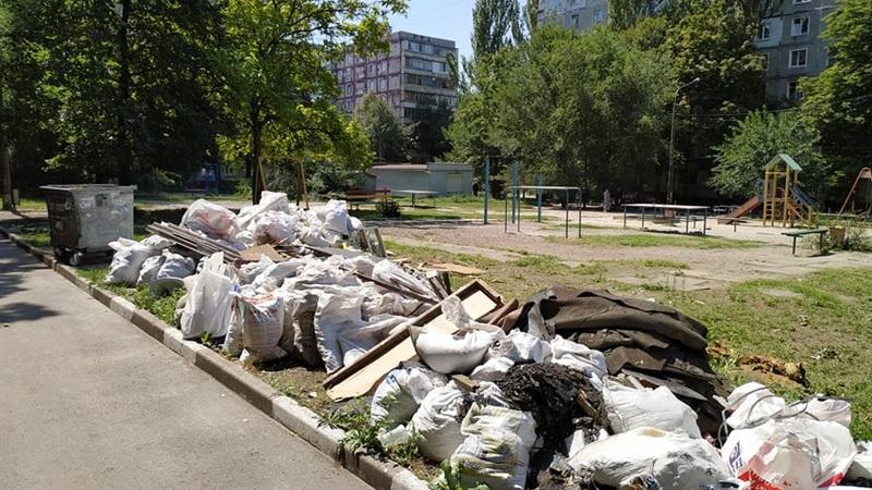 Як правильно утилізувати будівельне сміття