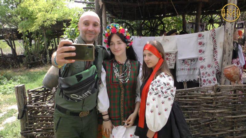 Табір «Степовий обрій» у Маяках Слов'янського району