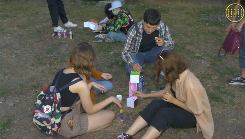Краматорська молодь показала «відшибне мистецтво»