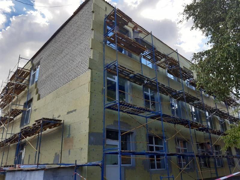 До нового навчального року на Луганщині ремонтують школи та дитсадки