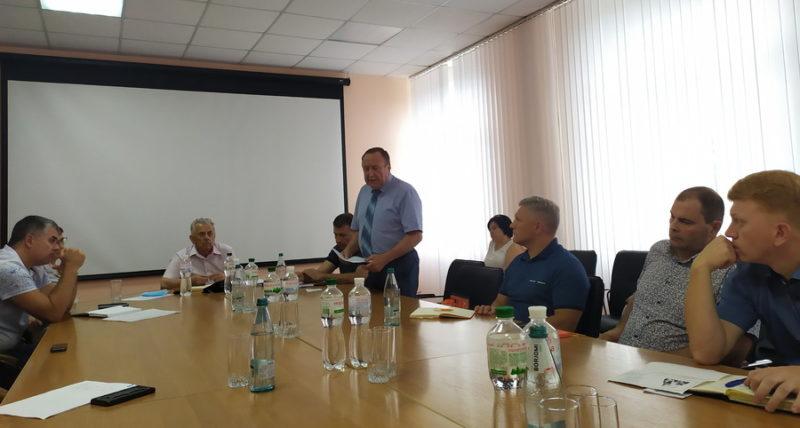 Рада директорів промислових підприємств у Дружківці соціальний контракт виконує