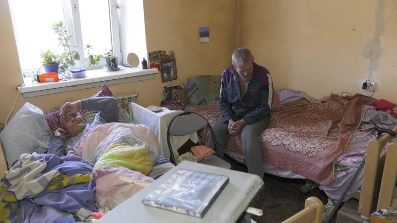 Стареньких з будинку милосердя можуть виселити