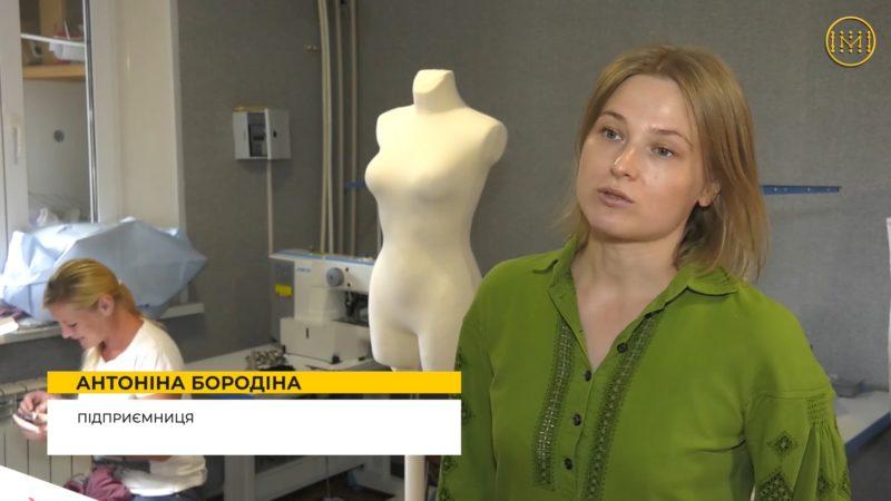 Проміняла Київ на Торецьк: підприємиця шиє одяг для танців та спорту на Донеччині