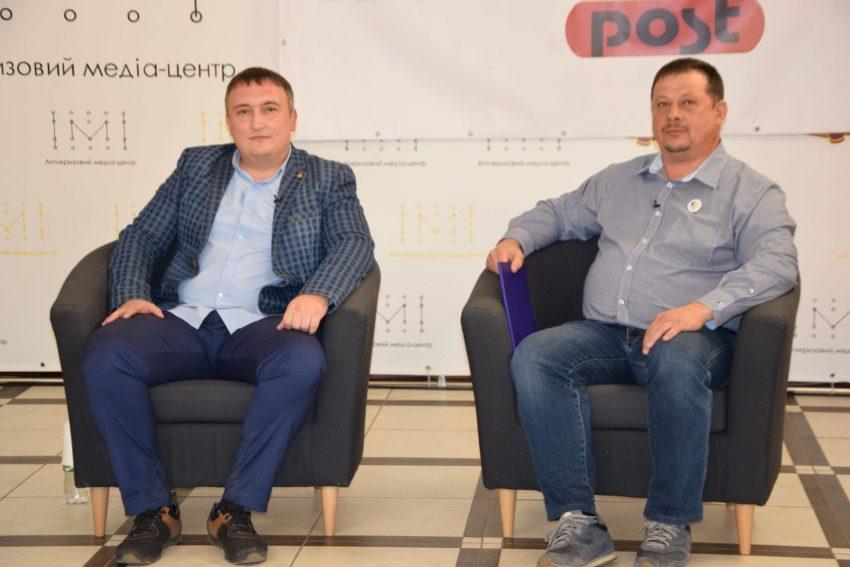 «Європейська Солідарність» та «Батьківщина» - у Краматорську дебатували кандидати у депутати міськради - Фото №1
