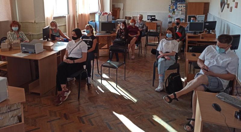В Краматорську почала роботу Школа ековолонтера
