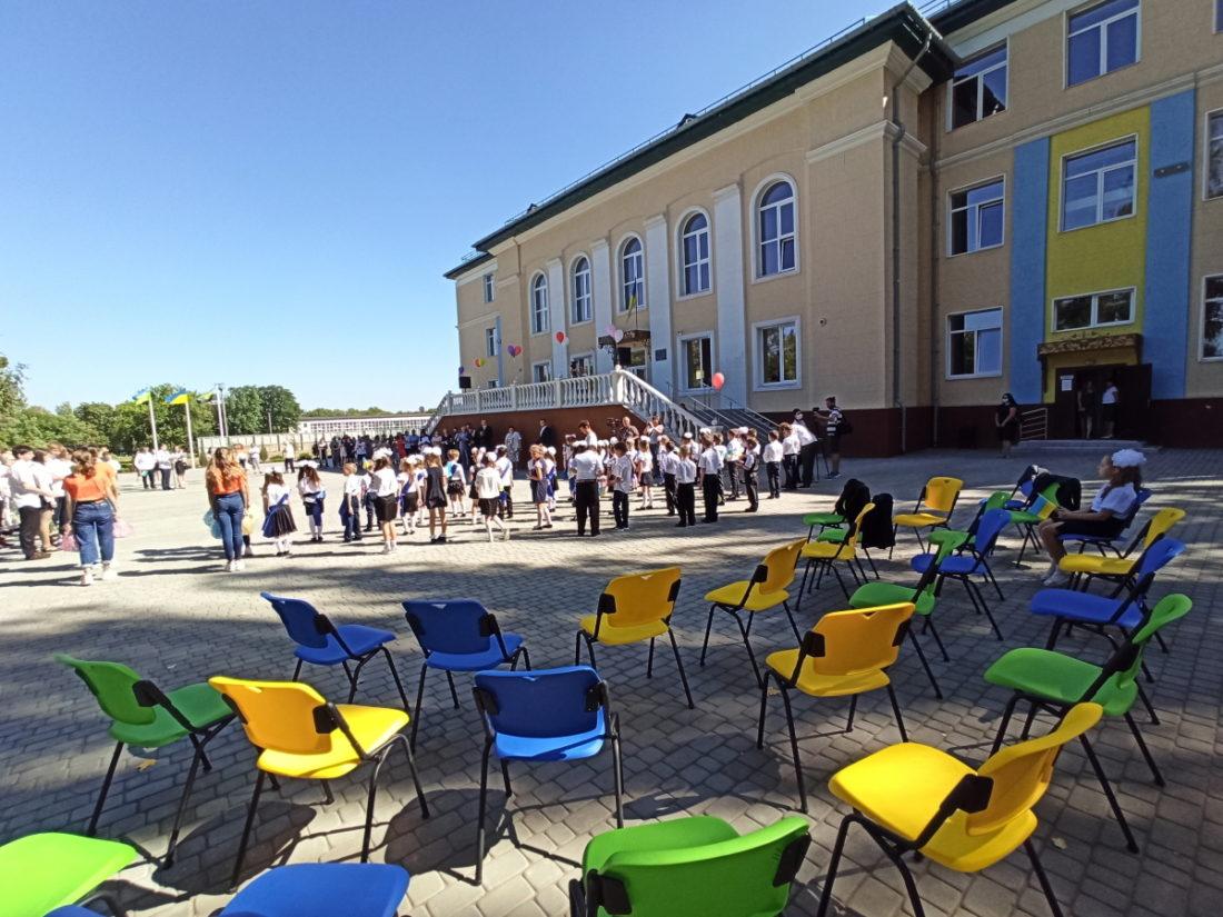 В Донецькій області 5 опорних шкіл відремонтовано до нового навчального року - Фото №2