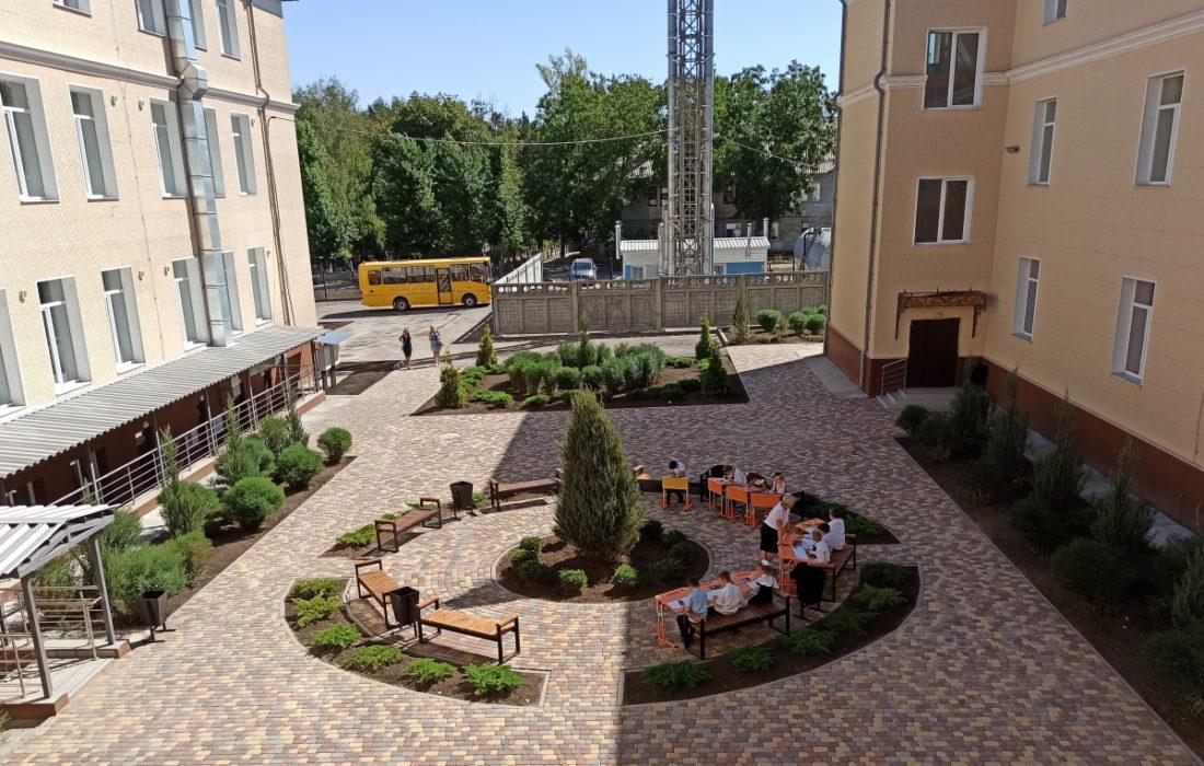 В Донецькій області 5 опорних шкіл відремонтовано до нового навчального року - Фото №14