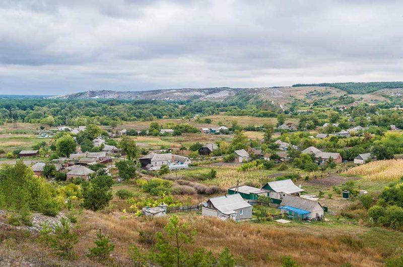 Крива Лука – туристичне село, де люди творять місцеву історію