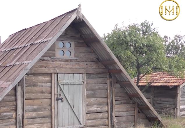 Музейний комплекс у селі Маяки на Донеччині