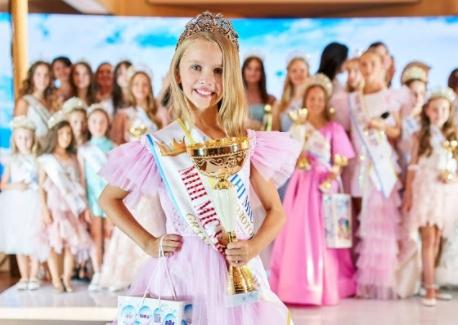 Титул Міні Міс Україна 2020 отримала дівчинка з Костянтинівки