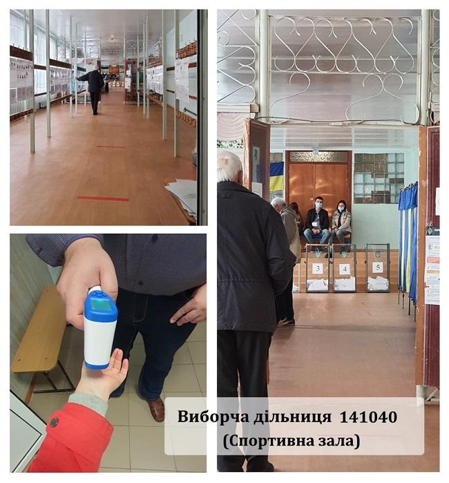 Краматорськ голосує, у першій половині дня людей на дільницях було небагато - Фото №7