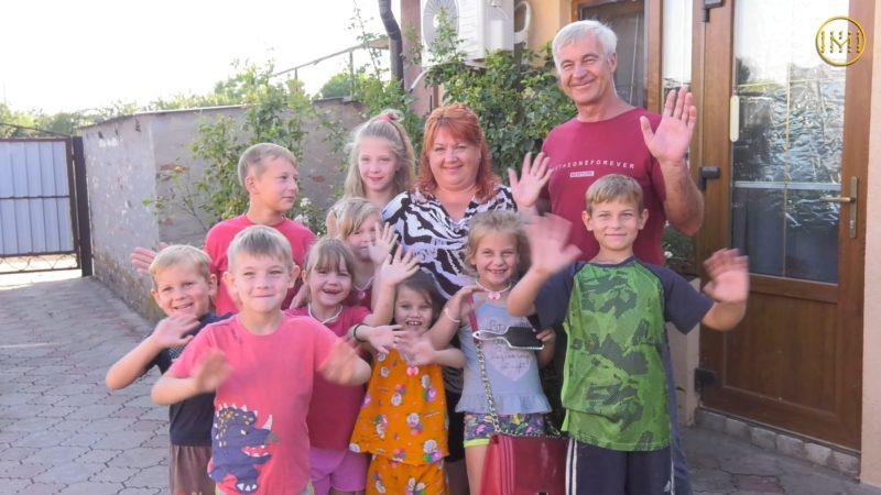 Дитячий будинок сімейного типу з Черкаської ОТГ