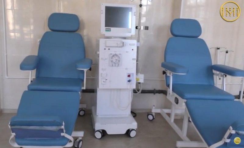 Відділення амбулаторного гемодіалізу в Бахмуті