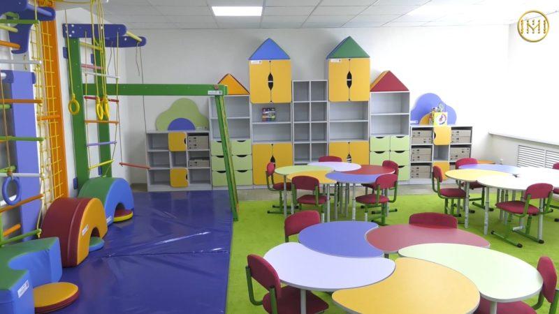 У Новоайдарі Луганської області відкрили інклюзивно-ресурсний простір