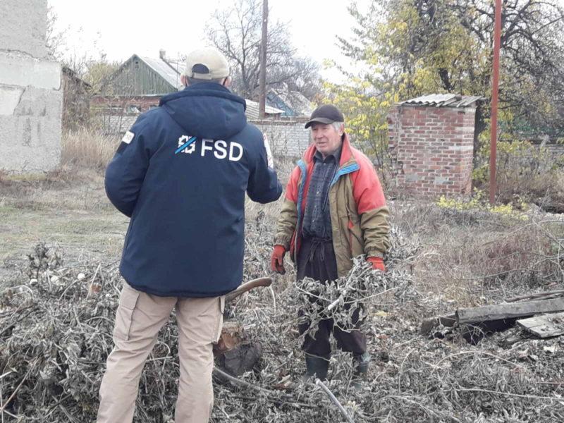 Чим FSD Ukraine допомагає школам та дитсадкам на Донеччині