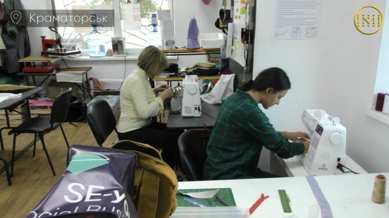 Арт-коворкінг у Краматорську дає можливості для творчої молоді