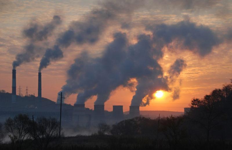 АКМЦ-online: Прес-конференція:Створення коміссії з встановлення фактів забруднення атмосфери в Краматорську