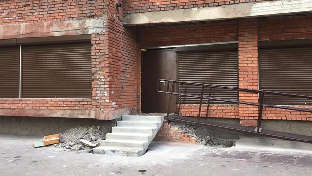 Ремонт у Центрі ветеранів АТО та їх сімей «Поруч» Покровськ