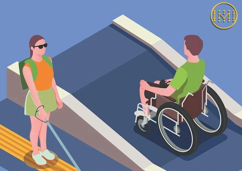Мобільний додаток для доступності інфраструктури людям з інвалідністю розробляють у Маріуполі