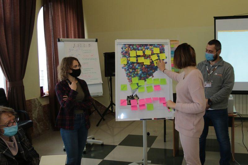 Запуск проєкту «Молоді громадяни – Залучення громад на Сході України»
