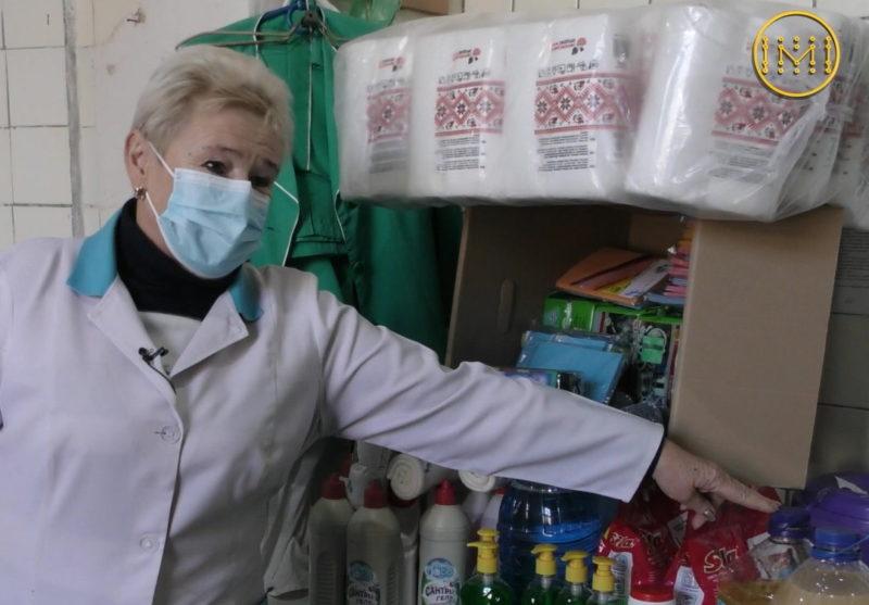 Засоби гігієни в якості гуманітарної допомоги отримали 480 установ Донеччини та Луганщини