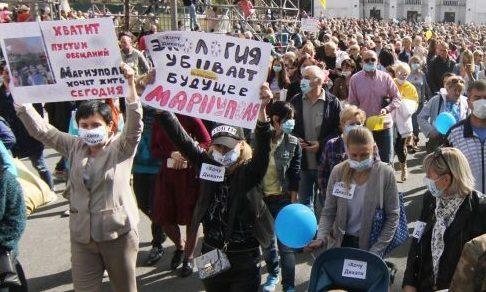 Мешканці Донеччини виборюють право на чисте повітря – досвід Маріуполя