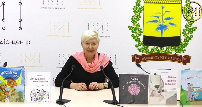 Лариса Ніцой: «Схильність людей до читання напряму впливає на розвиток країни»