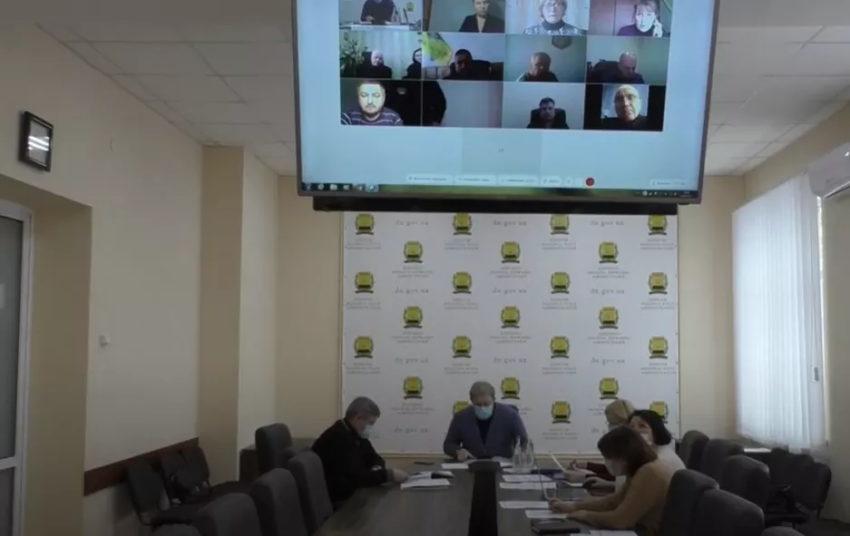 На Донеччині узгодили проєкти, що фінансуються за кошти ДФРР