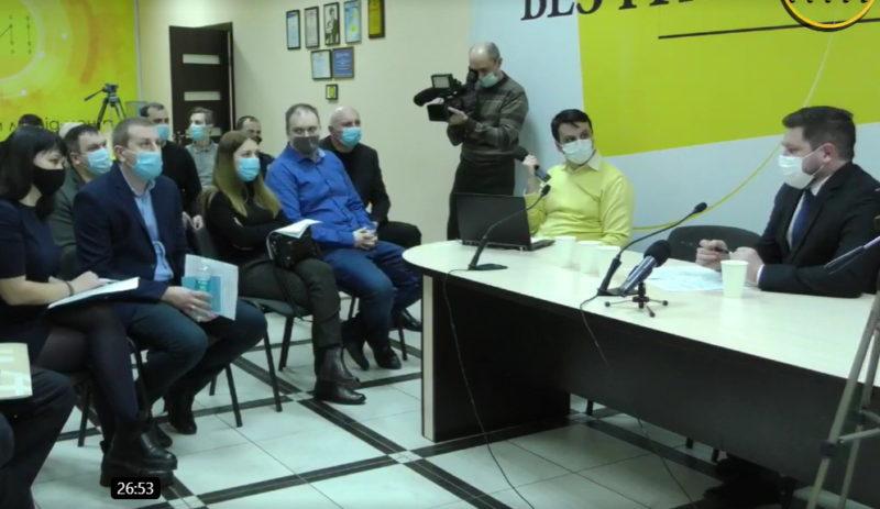 Завершено дослідження Місцевого індексу прав людини в Донецькій і Луганській областях