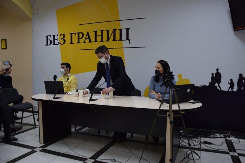 АКМЦ-online: Круглий стіл: «Потенціал для співпраці ОГС та місцевої влади у Донецькій області»