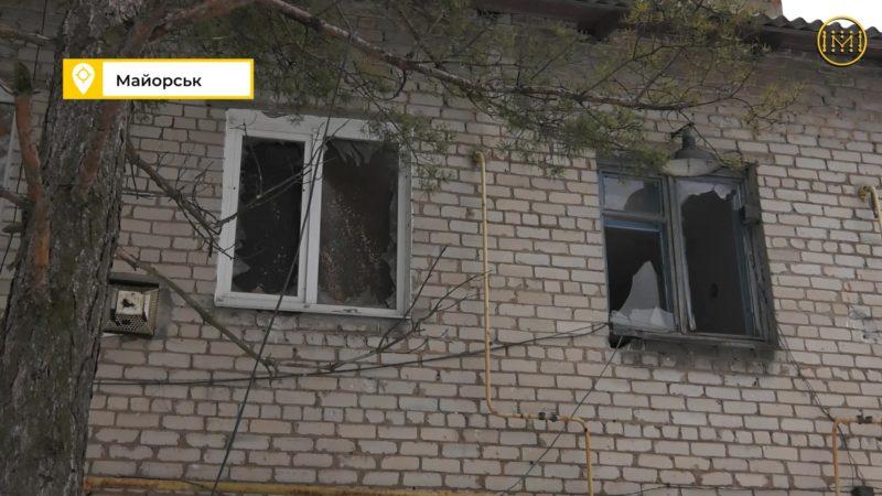 """""""Проліска"""" робить ставні на вікна мешканцям Майорська та Жованки"""