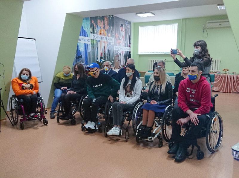 Краматорськ перевіряли на доступність для людей з інвалідністю