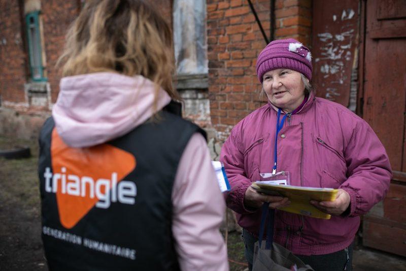 Волонтери Тріангль – це люди з великим серцем