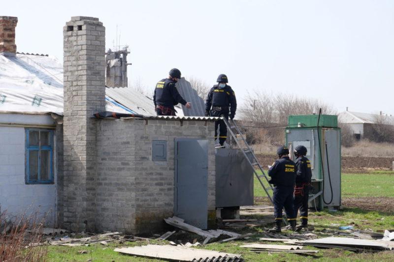 На Донеччині поновлено роботи з відновлення пошкодженого війною житла